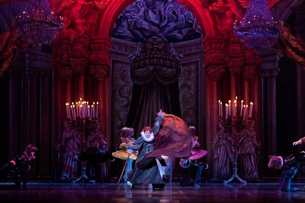 05 July 2019 (Fri), 19:00 - The Sleeping Beauty (ballet in 2