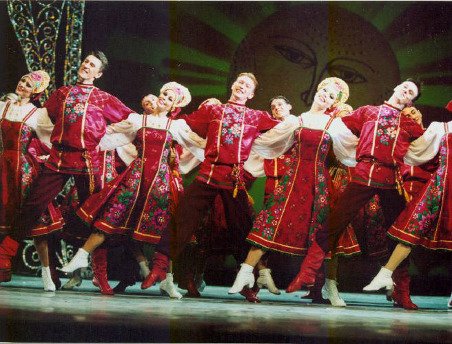 unique folk programme brilliant example of russian ballet dancing  click to enlarge national ballet of russia kostroma